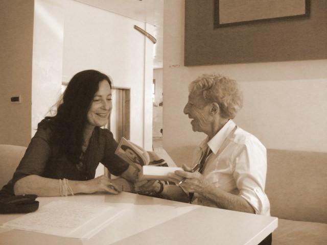 Con Denise Epstein