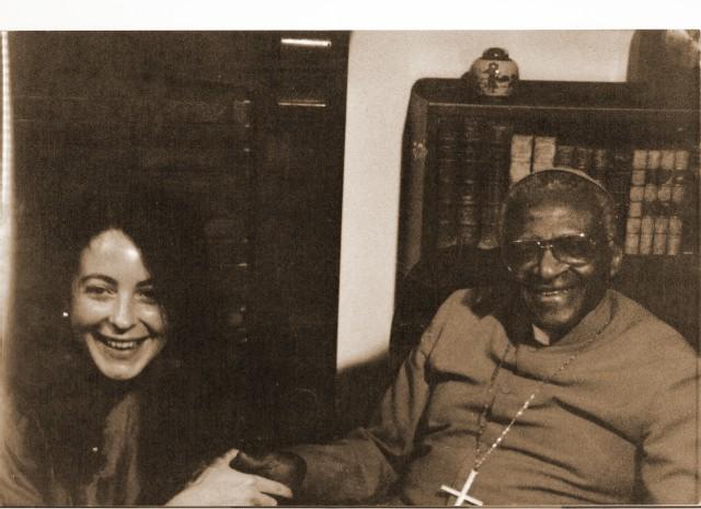 Con l\'Arcivescovo Tutu