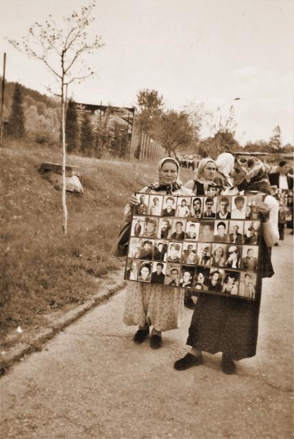 Madri di Srebrenica